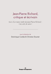 Jean-Pierre Richard, critique et écrivain