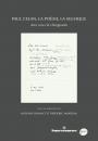 Paul Celan, la poésie, la musique