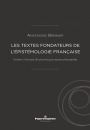 Les textes fondateurs de l'épistémologie française