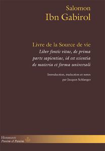Livre de la Source de vie