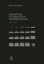 Géométrie et topologie différentielles (1918-1932)