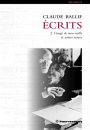 Écrits, volume 2