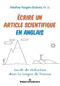 Écrire un article scientifique en anglais