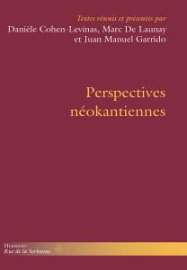 Perspectives néokantiennes
