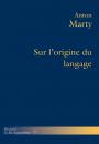 Sur l'origine du langage