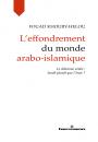 L'effondrement du monde arabo-islamique