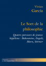 Le sort de la philosophie