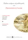 Cahiers critiques de philosophie n°20