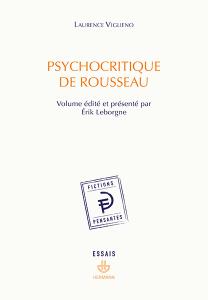 Psychocritique de Rousseau