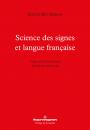 Science des signes et langue française