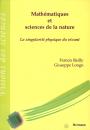 Mathématiques et sciences de la nature