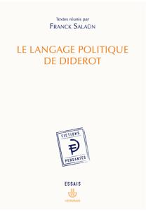 Le langage politique de Diderot