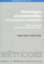 Statistique et probabilités. Tome I