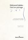 Edmond Jabès : l'exil en partage
