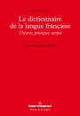 Le Dictionnaire de la langue française